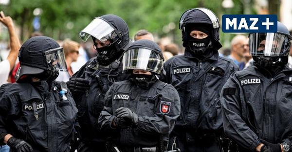 Berliner Polizei rechnet trotz Verboten mit Großeinsatz