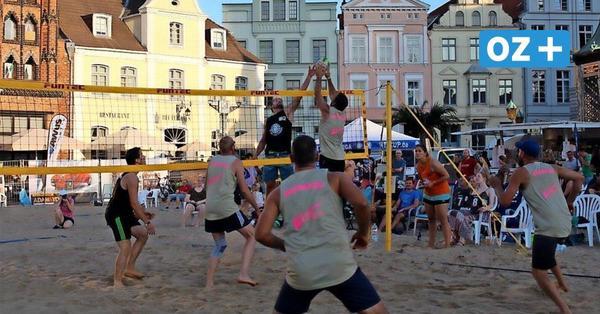 Nach Corona-Pause: Wismarer Beachvolleyball-Turnier findet am Sonntag wieder statt