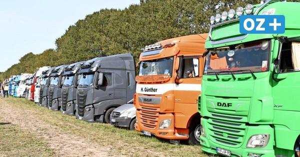 Country- und Trucker-Festival Grimmen: Damit wird den Besuchern eingeheizt