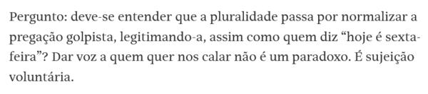 Reinaldo Azevedo - FSP 27/08/21