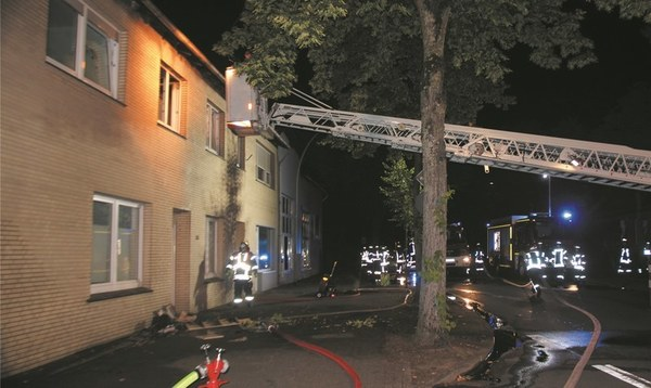 Großeinsatz der Feuerwehr - Heidekreis - Walsroder Zeitung