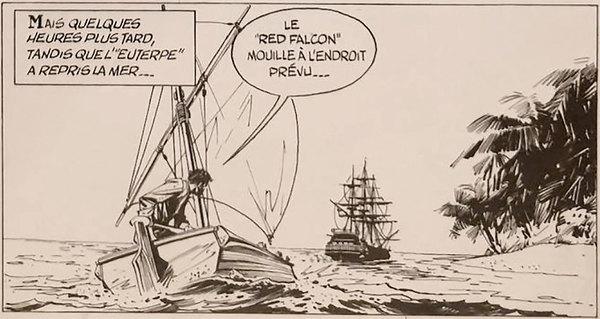 Vance - Original Comic Art