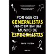 Livro Por que os generalistas vencem em um mundo de especialistas