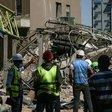Nine killed as crane collapses in Nairobi