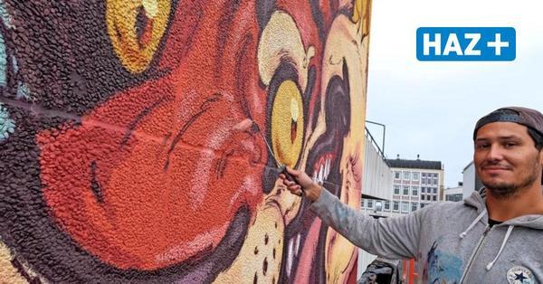 Hola Utopia - Graffiti-Festival bringt mit Straßenkunst Farbe die Wände