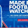 Pepsi and 'Billions' star rouse football fans to watch at home | Marketing Dive