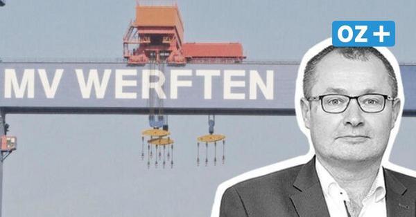 MV Werften: Die Politik steht im Wort