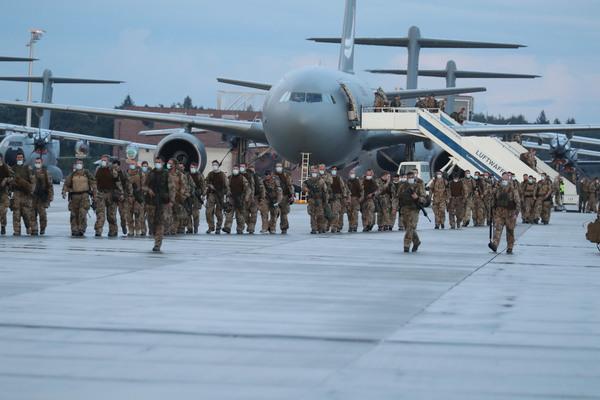 400 Bundeswehr-Soldaten nach Afghanistan-Mission zurück in Deutschland