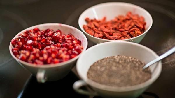 Goji, Acai, Chia, Moringa: Verbraucherzentrale warnt vor Schadstoffen in Superfoods