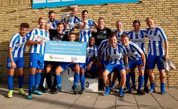 Almkerk wint tweede editie Altena Cup