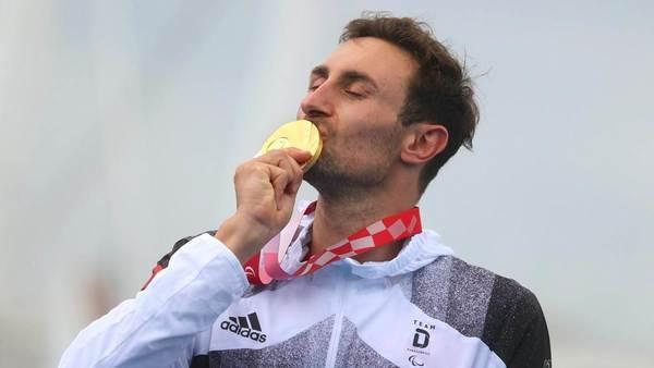 Leipziger Gold-Junge Martin Schulz krönt sich erneut zum Paralympics-Sieger im Triathlon - Sportbuzzer.de