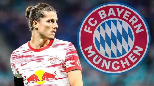 Noch zwei Knackpunkte: Transfer von Marcel Sabitzer zum FC Bayern auf der Zielgeraden - Sportbuzzer.de