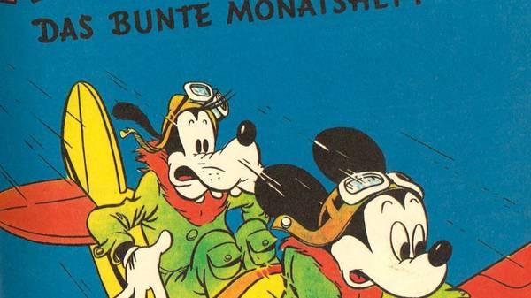 """Der Nager, der's wert ist: Das """"Micky Maus""""-Heft wird 70 Jahre alt"""