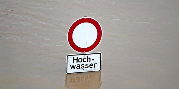 Anhaltender Regen in Sachsen: Hochwasserwarnungen werden ausgeweitet