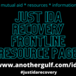 Just Ida Recovery – Another Gulf Is Possible/Otro GOLFO ES POSIBLE