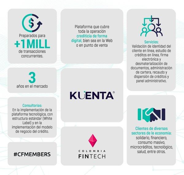 Hoy nuestro #FollowFriday es https://t.co/JxjCZ5Kmwg🔥 Una plataforma #TodoEnUno que garantiza seguridad y efectividad con una interfaz amigable para las empresas y personas que ofrecen los créditos y los consumidores o deudores 💃🏻