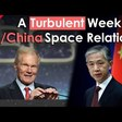 Turbulent Week for US/China Space Relations, 1 km-long Space Station Project, 2 Launches in the Week