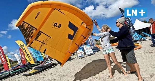 Fehmarn: SUP- und Wingfoil-Festival zeigt neue Trends