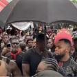 Plush cars, trashing of coronavirus protocols: How popular pastors stormed the funeral of Obinim's father