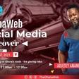Adjetey Anang (Pusher) to take over GhanaWeb's social media on Monday