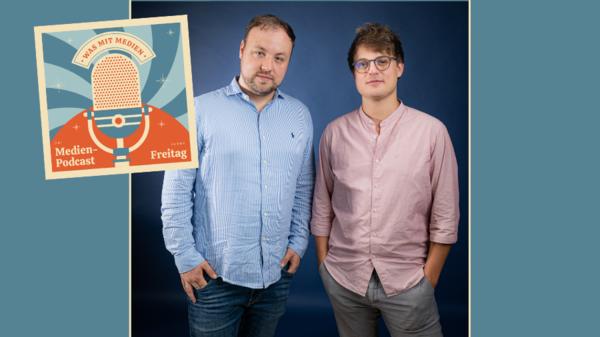 Matthias Bannert und Marvin Schade