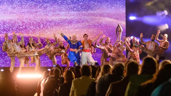 Musical Awards Kick-off: Aladdin op de Uitmarkt 2021 © Roy Beusker