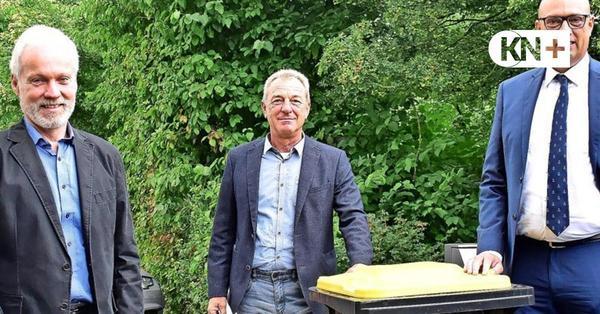 Kaum noch Probleme mit der Gelben Tonne im Kreis Rendsburg-Eckernförde