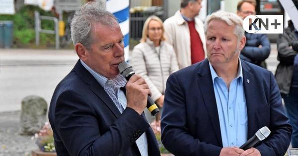 Bürgermeisterwahl Heikendorf: Peetz und Droßard im Frage-Duell