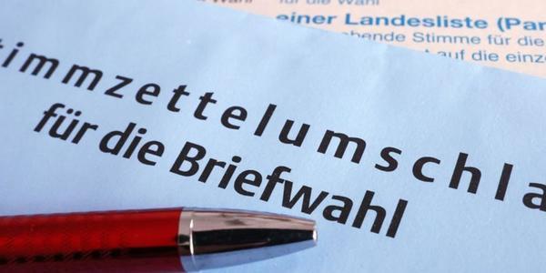 Ab Montag: Sofortbriefwahl in Dresden möglich