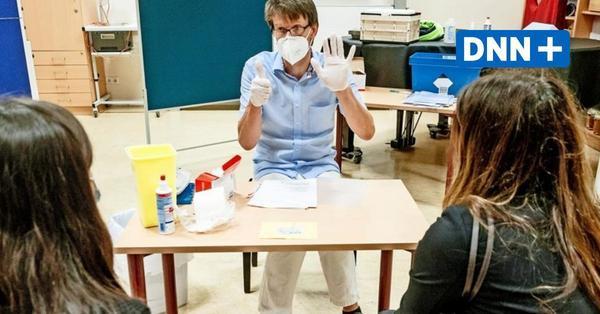 Sachsen bietet Kindern Impfungen an Schulen an