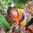 Superschnelles Internet: Ist Lübeck zu langsam beim Glasfaserausbau?