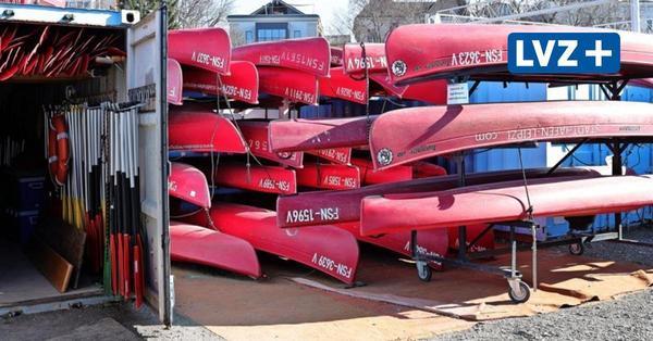 Leipziger Bootsverleihe stoppen Verleih wegen steigender Pegelstände