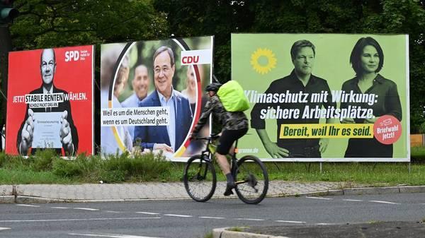Baerbock, Scholz, Laschet: Darum sind die Kanzlerandidaten bei der Bundestagswahl 2021 so wichtig
