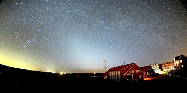 Pellworm und Spiekeroog dürfen sich offiziell Sterneninseln nennen