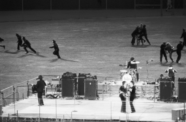 The story of the Beatles' last official concert, which took place in San Francisco