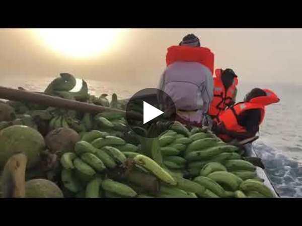 Gwoup Solidarité Abricots Chaje  3 Chaloup Manje Pou Sipote Moun Pestel , Koray Ak Zile Kayimit