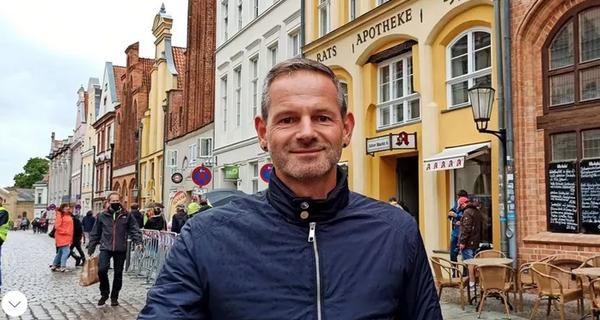 Gesicht des Tages: Mathias Reeck (Foto: WBK)