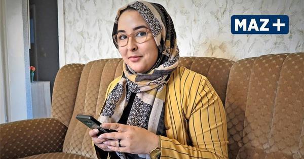 Gelandet in Bad Belzig: Terror-Bilder aus Afghanistan sieht Mahsa Bayat mit großer Sorge