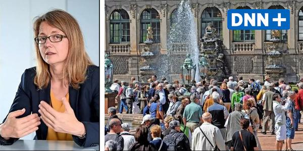 Wie Kulturbürgermeisterin Annekatrin Klepsch Touristen nach Dresden locken will
