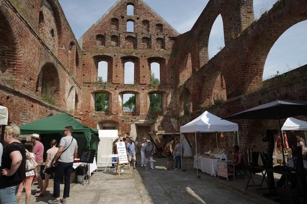 Kostermarkt Bad Doberan (Foto: Klosterverein)