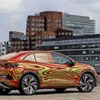 Volkswagen zeigt Studie von elektrischem Kleinwagen auf der IAA