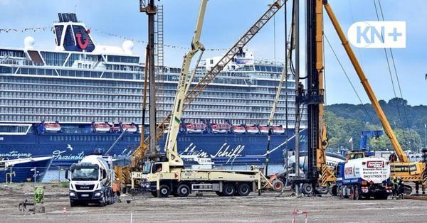 Werft TKMS in Kiel rüstet sich für U-Boot Großauftrag aus Norwegen
