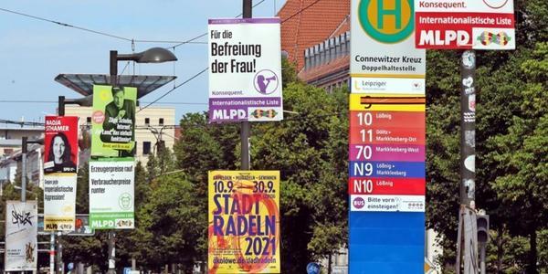 Bundestagswahlkampf in Sachsen – Live-Foren in allen 16 Wahlkreisen starten
