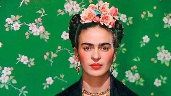 Frida Kahlo (1907-1954)   © Flickr