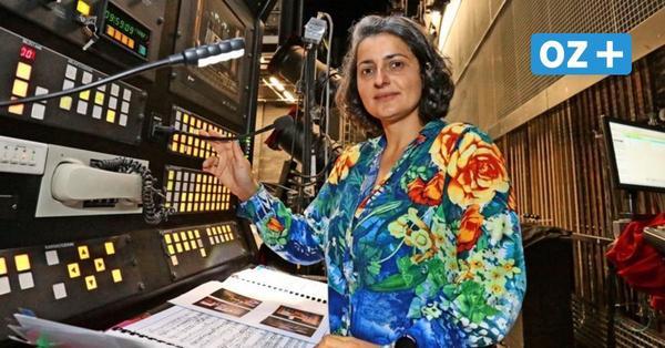 Theater Vorpommern: Ohne Inspizientin Malu Gurgel aus Brasilien läuft nicht