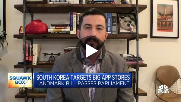 South Korean bill targets big app stores — What it means for Google and Apple