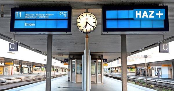 Bahnstreik: Das müssen Sie in Hannover wissen