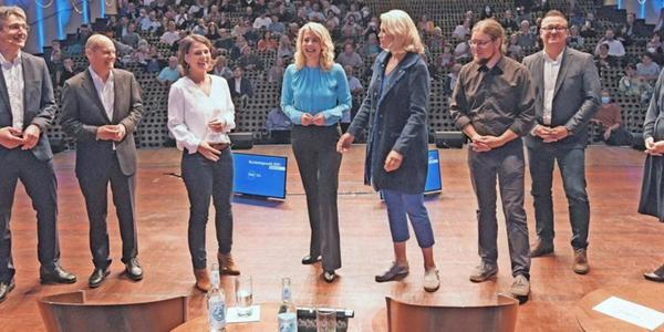 MAZ-Talk zur Bundestagswahl 2021: Das waren die Themen – mit Live-Stream zum Nachsehen