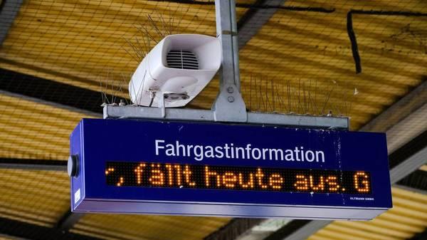 Fünf-Tage-Streik bei der Bahn: Kunden können Fahrkarten ab sofort flexibel nutzen