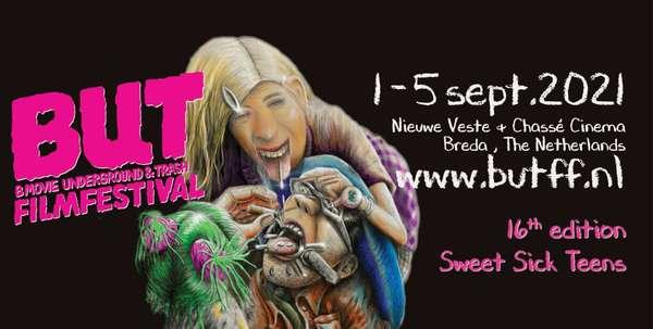 Sweet Sick Teens! Het B-Movie Underground & Trash Film Festival 1 tot 5 september!